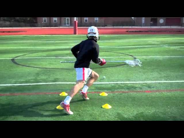 Denison University M-Lacrosse: Defensive Workout