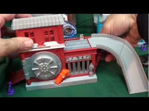 Matchbox Bank Alarm Mini Playset
