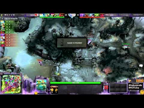 Revenge vs TOP5 - joinDOTA League Americas - @heliumbrella & @KOTLguy