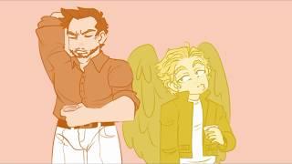hawks doesn't like whiskey [bnha vine]