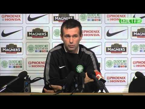 Celtic - Ronny Deila Pre Match v Inverness CT, 31/10/2014