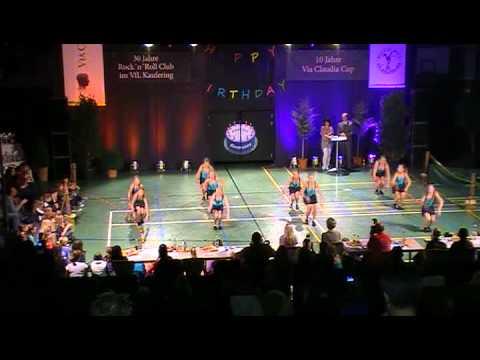 J.B. Dance Formation - Via Claudia Cup 2011