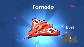 "Merge Plane Unlocking a Level 19 Plane ""Tornado""! Time For Tech And Games!"