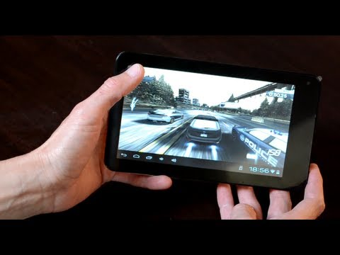Review Tablet 7