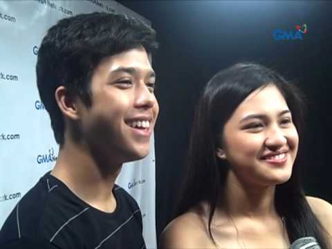 Elmo Magalona and Julie Anne San Jose talk about their first movie Just One Summer