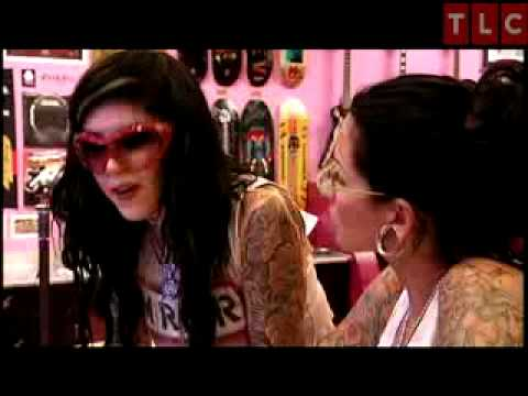 LA Ink: Frankenstein Beauty Queen