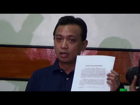 Trillanes: I'll quit if Duterte proves me wrong