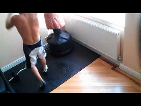 Bas Rutten - All Round Workout - Routine 1 Image 1
