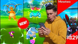 CATCHING * CLONE POKÉMON * for the FIRST TIME EVER in Pokémon GO! + RANDOM SHINY!