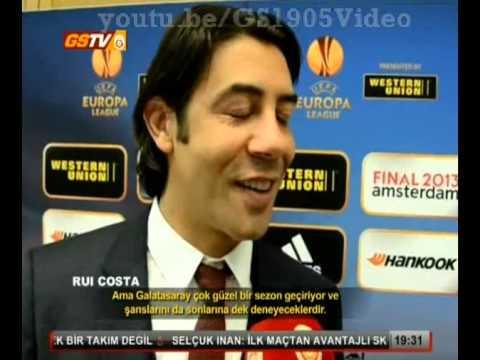 Rui Costa'dan Fatih Terim-Mourinho Yorumu