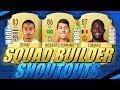100K/200K/300K HYBRID SQUAD BUILDER SHOUTOUTS FIFA 19 ULTIMATE TEAM