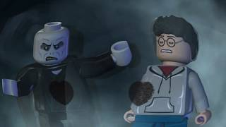 LEGO Harry Potter Years 5-7: the death of Sirius Black Part 1
