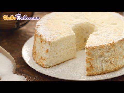 Homemade Angel Food Cake Recipe Laura Vitale