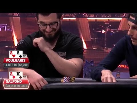 AK vs AA For $700,000 POT! How Do You Get Away???