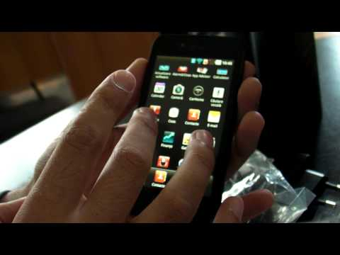 LG P970 Optimus Black review HD ( in Romana ) - www.TelefonulTau.eu -