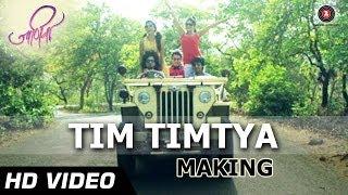 Tim Timtya Making | Janiva | Satya Manjrekar | Harshwardhan Dixit & Neha Kakkar