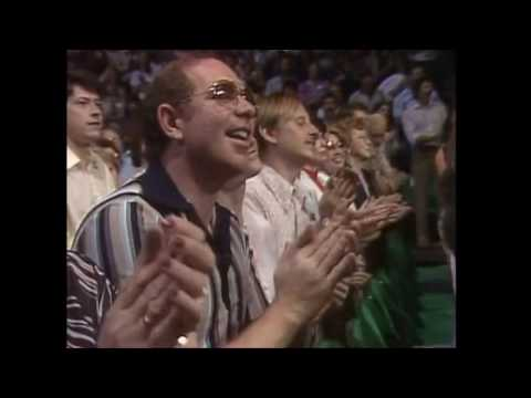 JIMMY SWAGGART -    GLORY GLORY, SINCE I LAID MY BURDENS DOWN! - DALLAS    06  20  1981  - HD