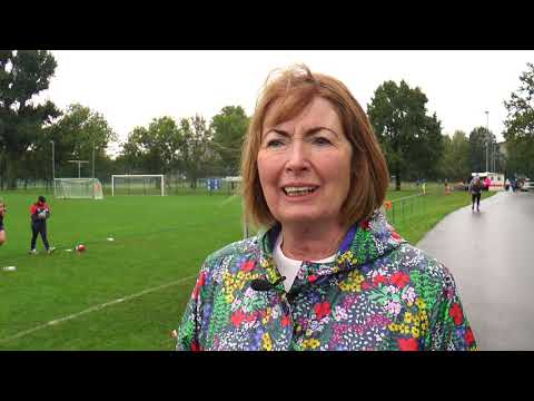 """Camogie is """"definitely a success story in Europe"""""""