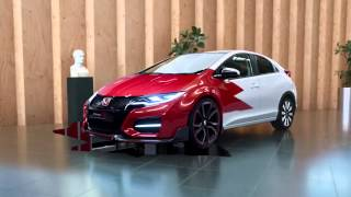 Honda Civic Type R Concept Film