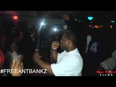 """Ant Bankz performs """"Someday"""" in Shreveport"""