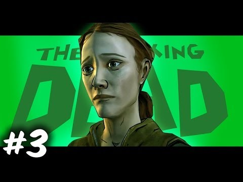 WHO CAN YOU REALLY TRUST?! - The Walking Dead Season Two - Episode 3 - Part 3