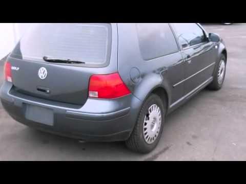 Volkswagen Golf 2004 2 Door 2004 Volkswagen Golf gl in