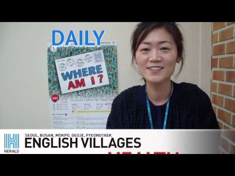 Introducing 2015 Summer Camp at Seoul English Village Pungnap Camp (Teacher Amy)