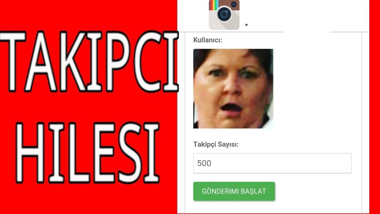 GÜNLÜK 1000 TAKIP % 100 GERÇEK , İnstagram Takipçi Hilesi - YouTube