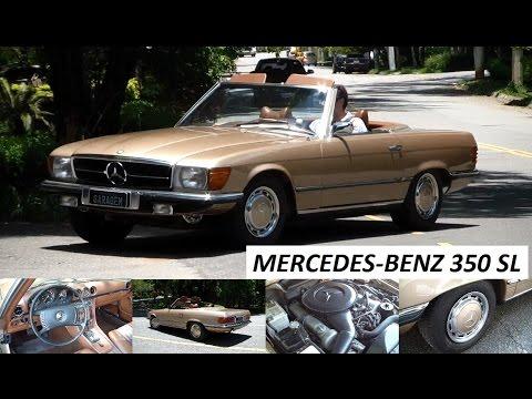 Garagem do Bellote TV: Mercedes-Benz 350 SL (1971)