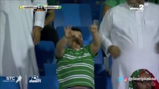 #دوري_بلس - حب كرة القدم لكل الاعمار ( الله يحفظه )