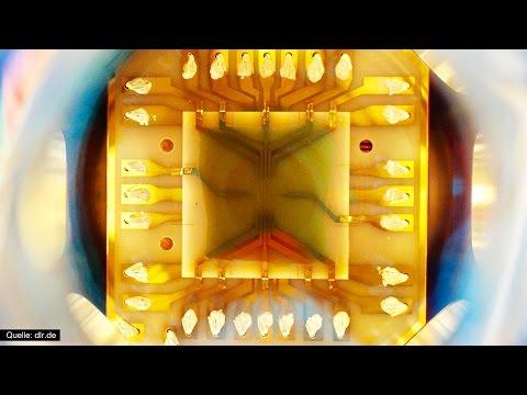 Riesen-Atom zum ersten Mal im Weltall hergestellt! - Clixoom Science & Fiction