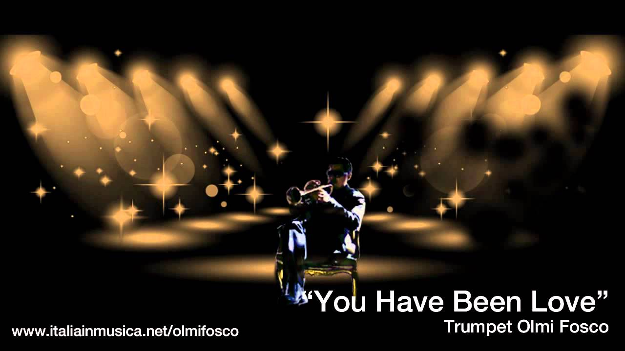 You Have Been Love George Michael Trumpet Olmi Fosco