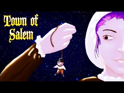 THE CLUELESS CRUSADER | Town of Salem : The Coven - Crusader Gameplay