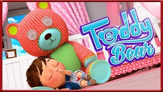 Teddy Bear , Baby Shark ,Wheels on the Bus , Happy Birthday Song , Johny Johny Yes Papa [HD]