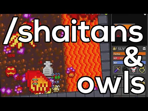 Shaitans w/ the Guild & Blarrrrrrr Pops - RotMG