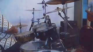 Tiba Saatnya - Sydney Mohede (Louder Than Life) - Drum Cover by Dungan
