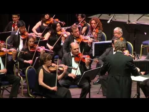 9no Concierto Orquesta Sinfónica Antofagasta