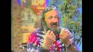 Time 4 Hemp with Jack Herer  - Don't Be A Lemming - Legalize Hemp
