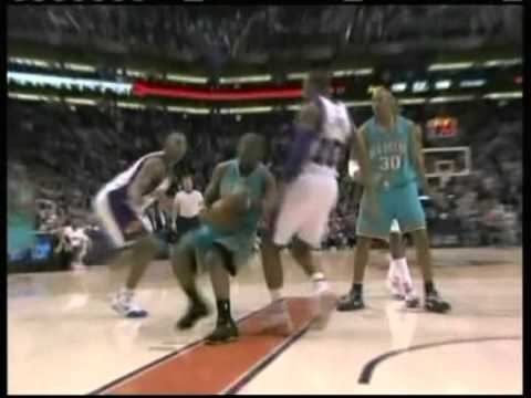Chris Paul 42 pts,9 ast,8 stl vs Steve Nash 32 pts,12 ast, season 2008 hornets vs suns
