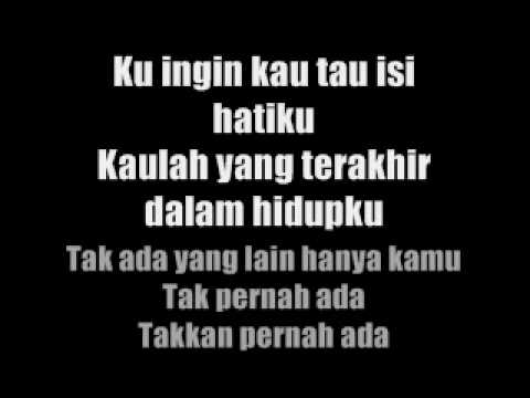 Geisha - Tak Kan Pernah Ada Lyrics.wmv video