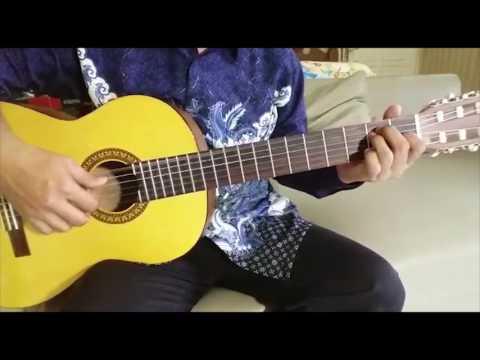 Larilah Kudaku - Lagu Anak Anak (Fingerstyle Cover)