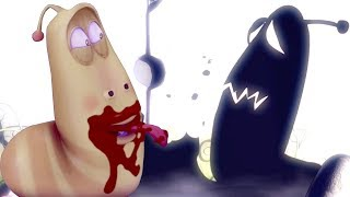 LARVA - SCARY NIGHT   HALLOWEEN   Cartoons For Children   Larva Cartoon   LARVA Official