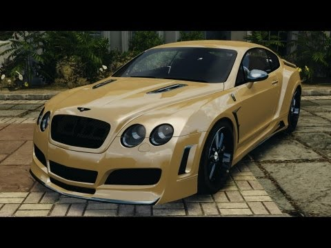 Bentley Continental GT Premier v1.0