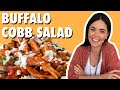Katie Lee Makes a Grilled Buffalo Chicken Cobb Salad 🙌What Would Katie Eat?