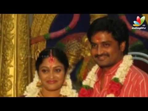 Vijay TV fame Saravanan and Meenatchi gets secretly married | Mirchi Senthil, Sreeja