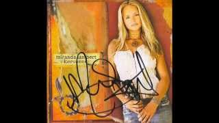 Miranda Lambert - I Can't Be Bothered