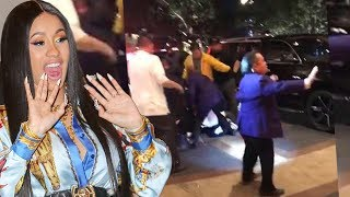 Find Out More: Cardi B Rushed to Safety After Migos' Las Vegas Brawl