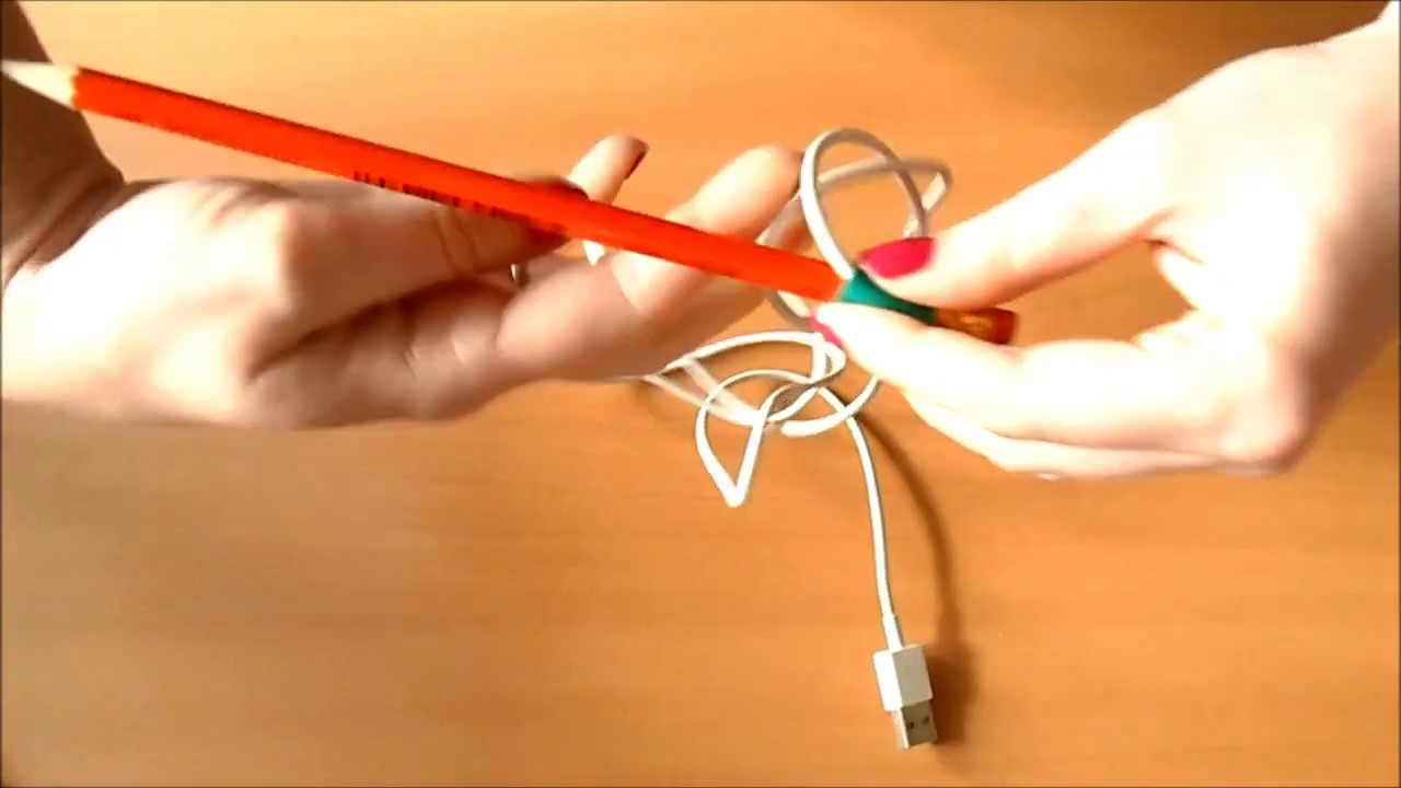 Как сделать пружину на провод