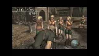 Resident Evil 4 Mod - Ashley Graham por Ganados