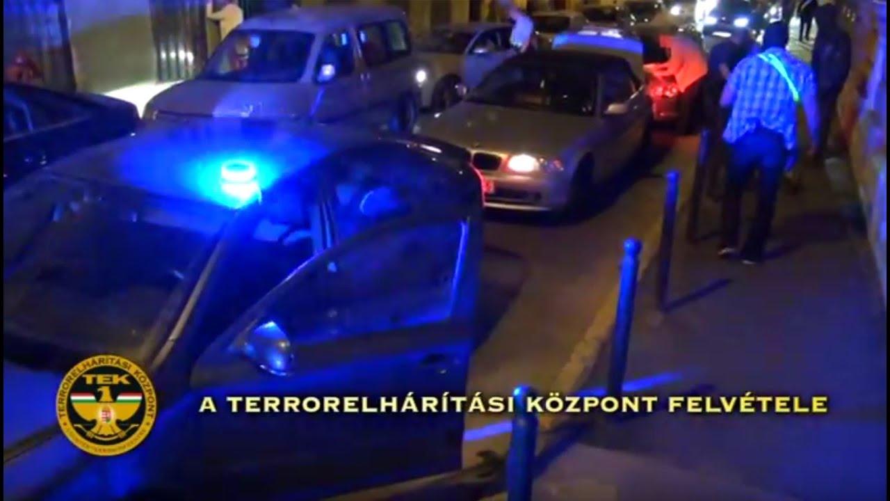 Újabb elfogás a belvárosi lövöldözés miatt